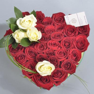 Trandafiri Valentine Florarie Iasi