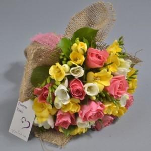 Buchet de Flori Multicolor
