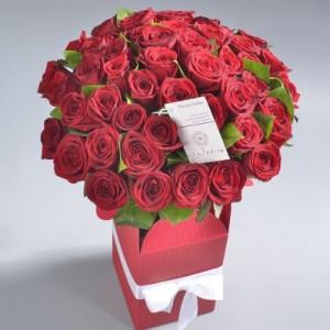 Buchet Flori Trandafiri Rosii