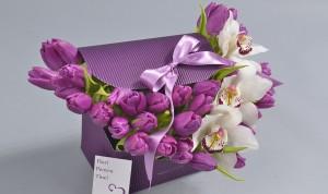 Arnajament Splendoare Lalele si Orhidee