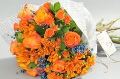 Trandafiri si Crizanteme Florarie Iasi