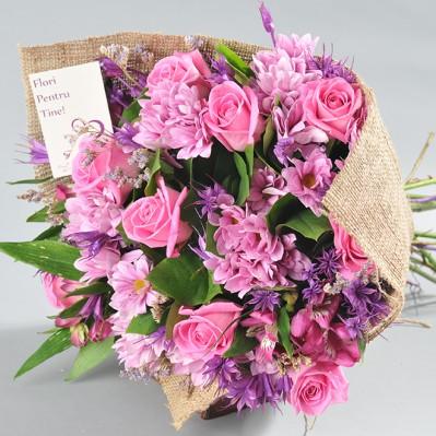Pink Florarie Iasi