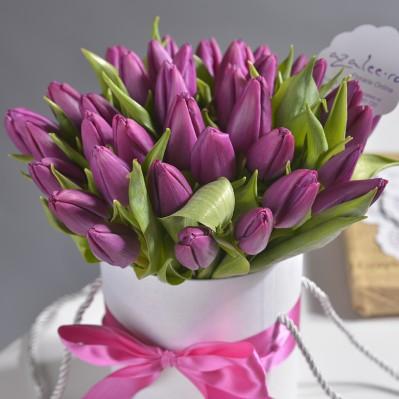 Aranjament Royal Tulips