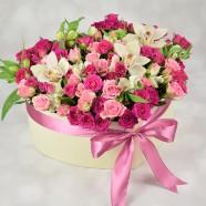 Inimi de flori
