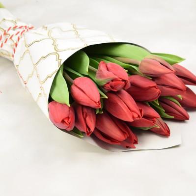 Lalele Rosii Florarie Iasi