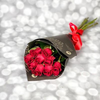 Buchet Trandafiri Mon Amour
