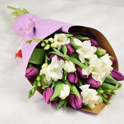 Florarie Iasi Buchet Sarutari