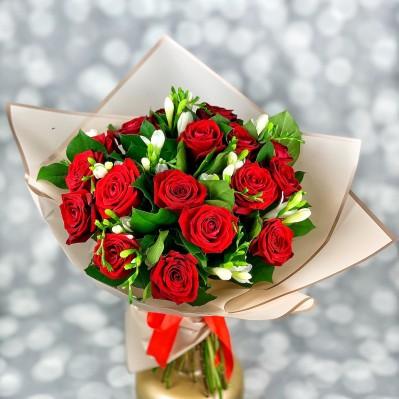 Buchet Trandafiri Momente