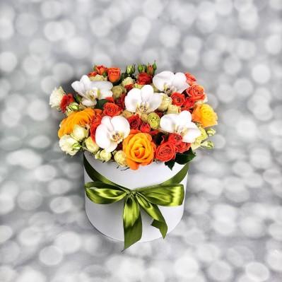 Aranjament Miniroze Vibratii Florarie Iasi