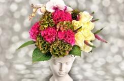 Statuie Venus Florarie Iasi