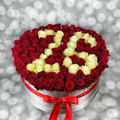 Trandafiri Cifra Milion Roses