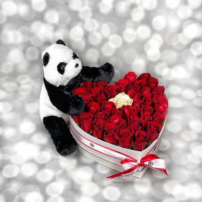 Little Panda Vaalentine's