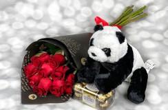 Trandafiri Rosii Valentines