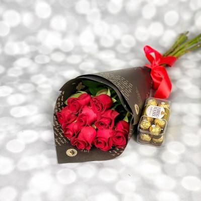 Trandafiri Ferrero Roses