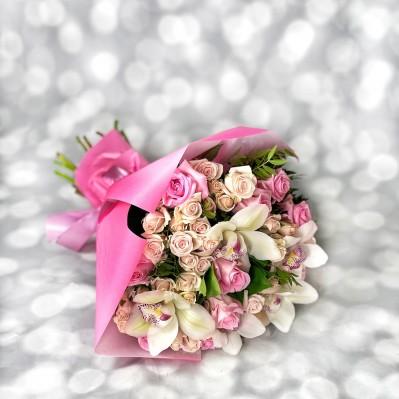 Buchet Pink Bloosom